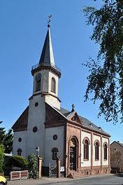 Evangelische Kirche Bad Homburg-Gonzenheim